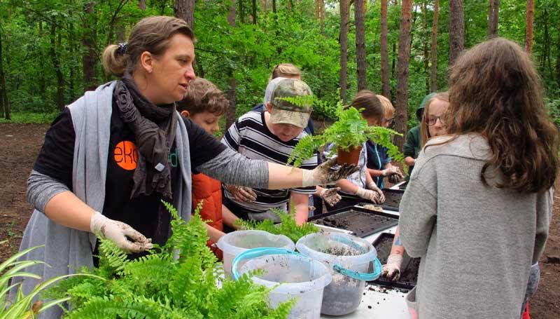 Zielone pomysły laureatów konkursu GAZ-SYSTEM